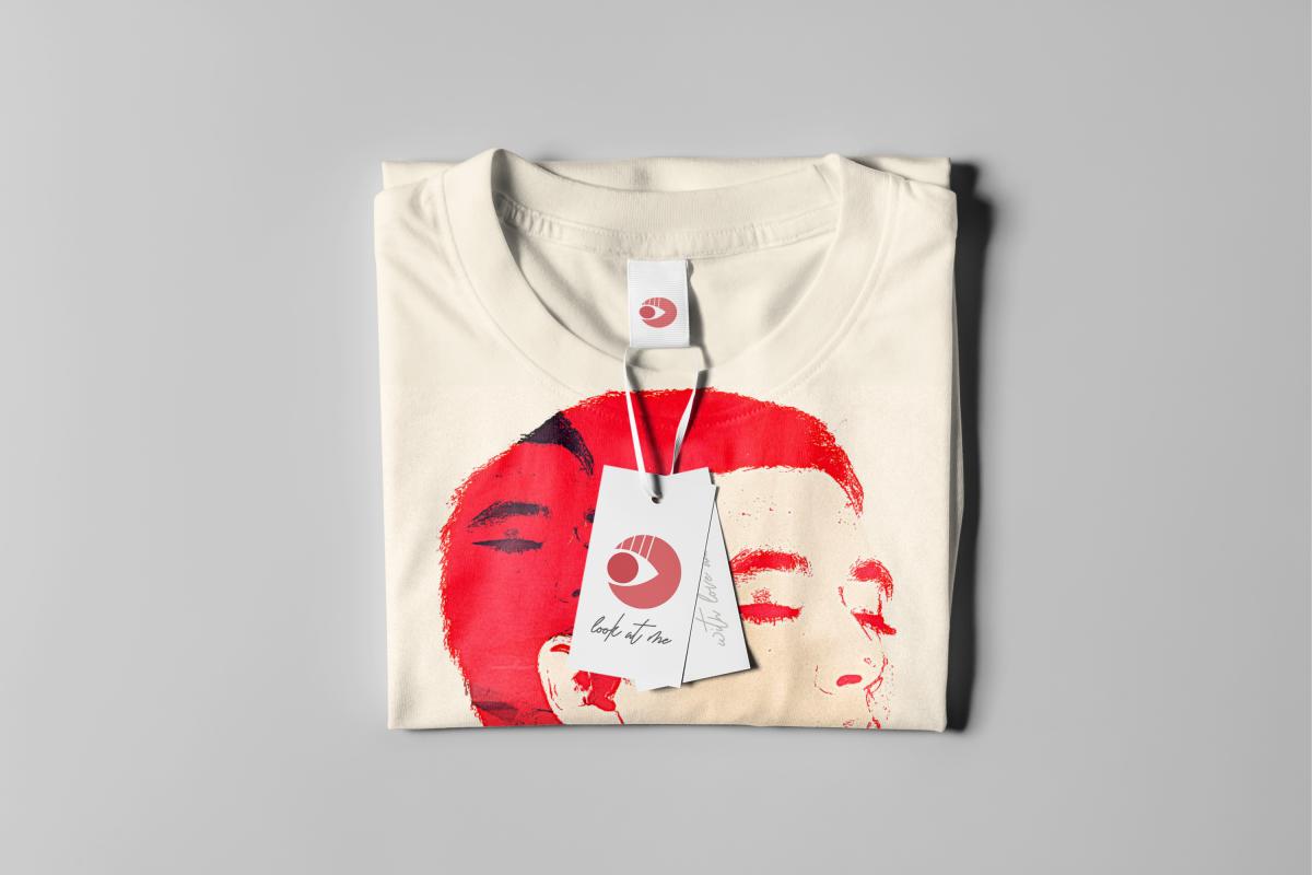 Illustration t-shirt merchandising branding